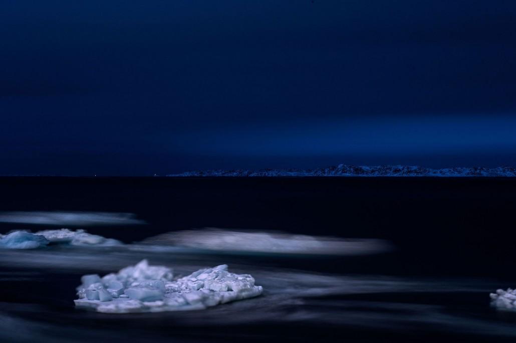 Puttaaq - Floating Ice Sven Nieder